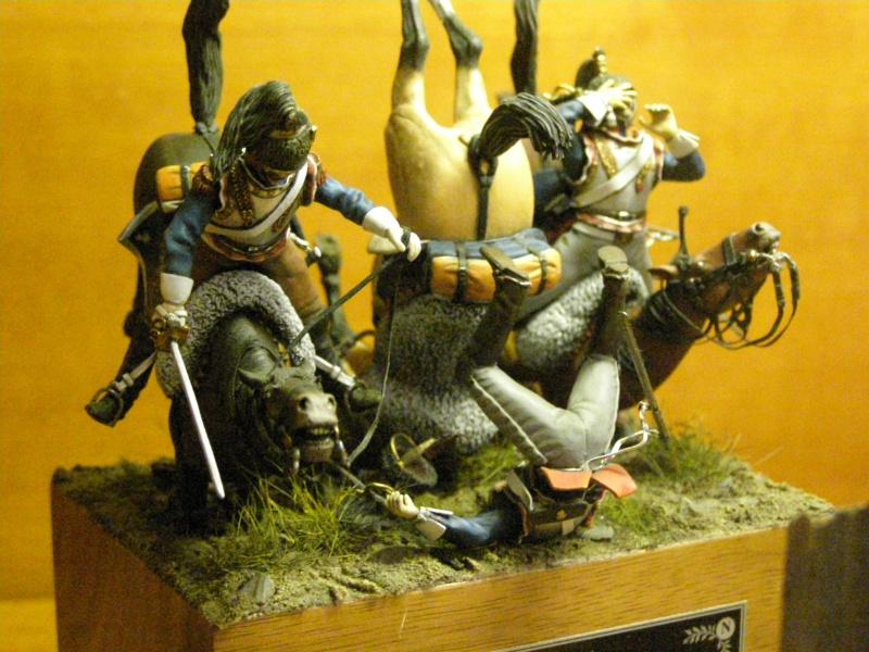 Il diorama della battaglia di Montebello - 20 maggio 1859 (WORK-in-PROGRESS) P6190014