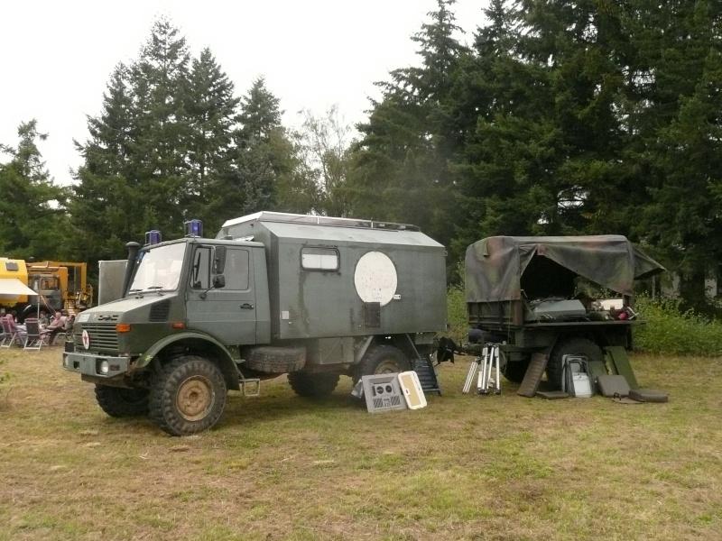 Rassemblement Camions et vide grenier à Mendig Allemagne P1050411