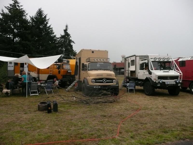 Rassemblement Camions et vide grenier à Mendig Allemagne P1050413