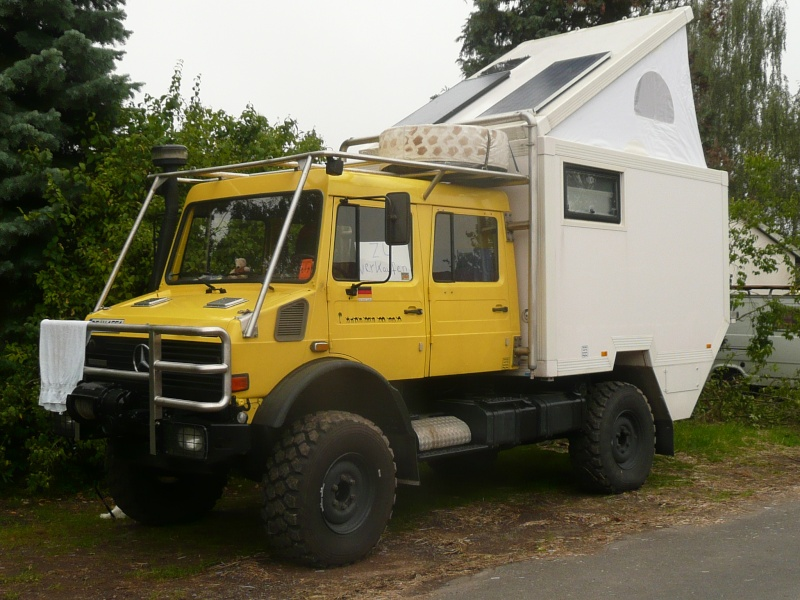 Rassemblement Camions et vide grenier à Mendig Allemagne P1050414