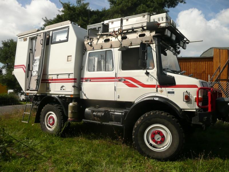 Rassemblement Camions et vide grenier à Mendig Allemagne P1050415