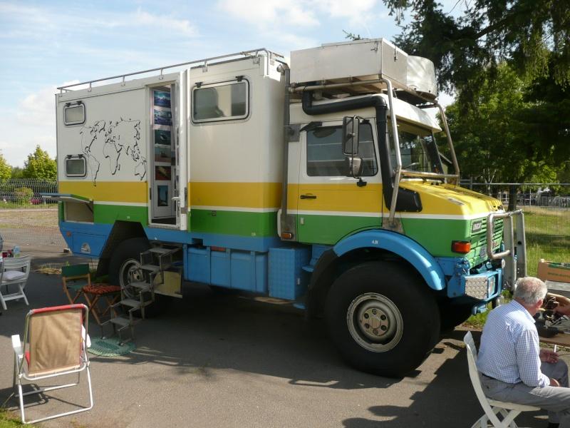 Rassemblement Camions et vide grenier à Mendig Allemagne P1050416