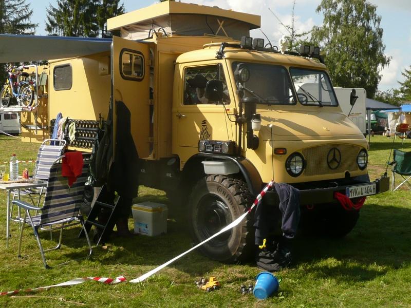 Rassemblement Camions et vide grenier à Mendig Allemagne P1050417