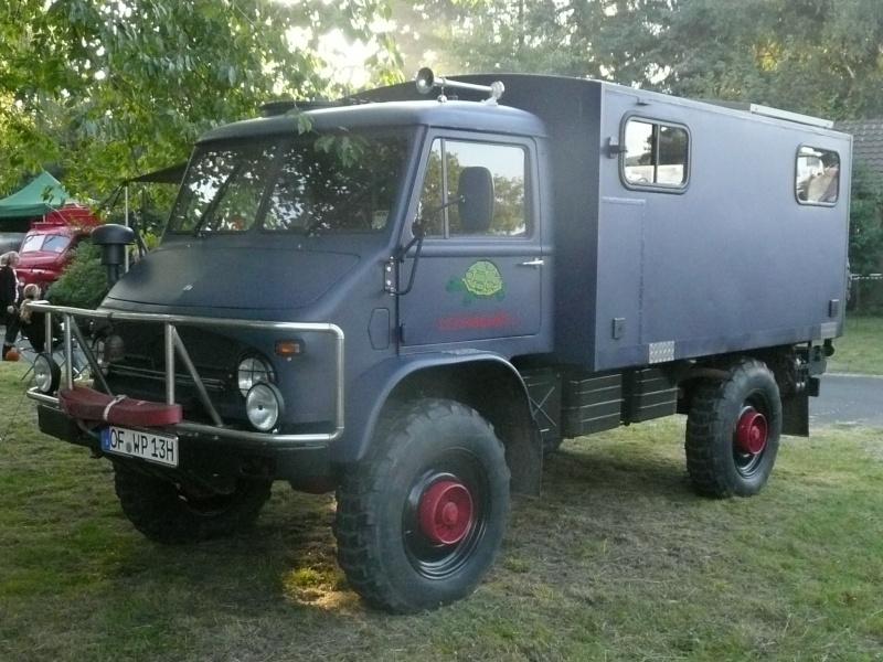 Rassemblement Camions et vide grenier à Mendig Allemagne P1050418