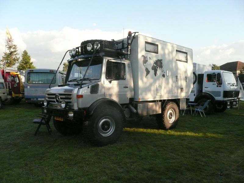 Rassemblement Camions et vide grenier à Mendig Allemagne P1050420