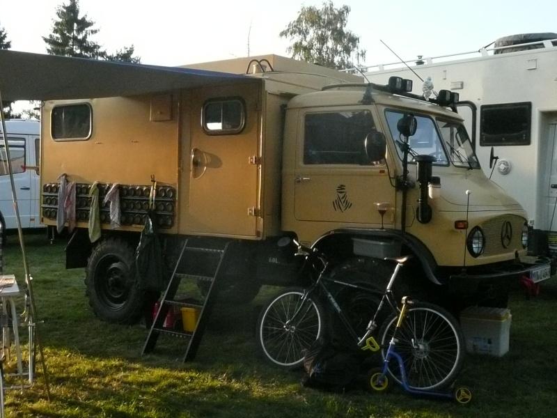Rassemblement Camions et vide grenier à Mendig Allemagne P1050421