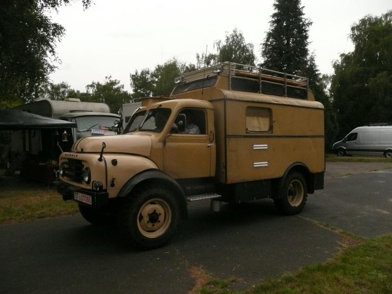 Rassemblement Camions et vide grenier à Mendig Allemagne P1050424