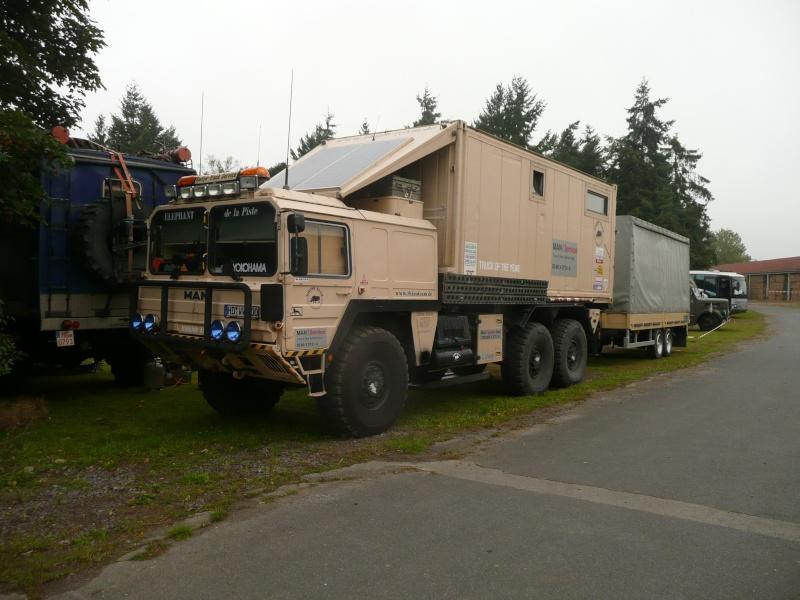 Rassemblement Camions et vide grenier à Mendig Allemagne P1050426