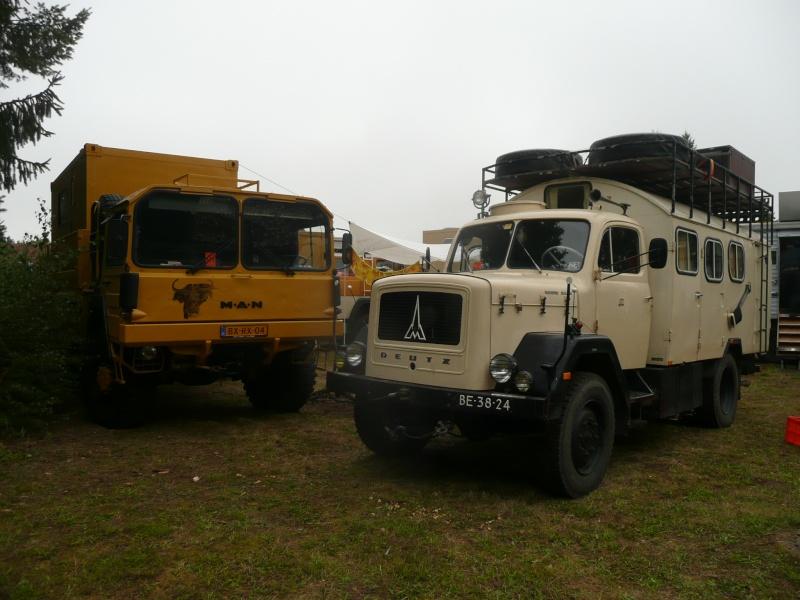 Rassemblement Camions et vide grenier à Mendig Allemagne P1050427