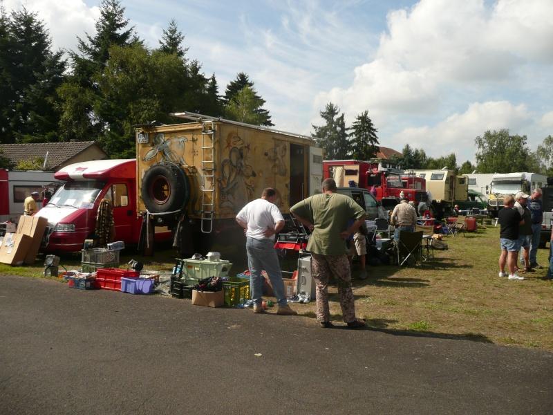 Rassemblement Camions et vide grenier à Mendig Allemagne P1050428