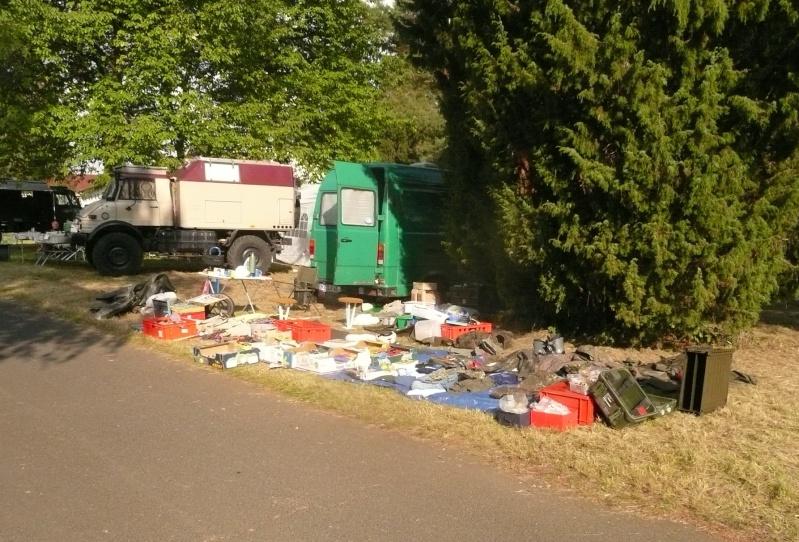 Rassemblement Camions et vide grenier à Mendig Allemagne P1050429