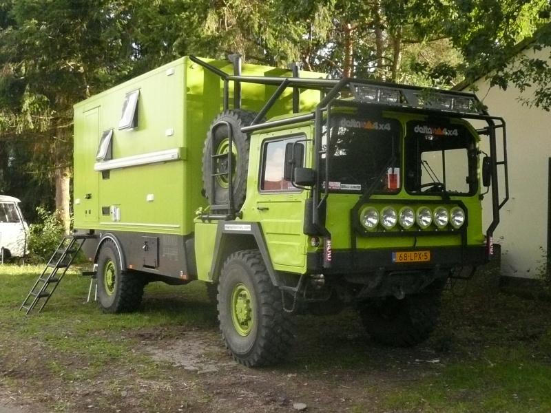 Rassemblement Camions et vide grenier à Mendig Allemagne P1050430