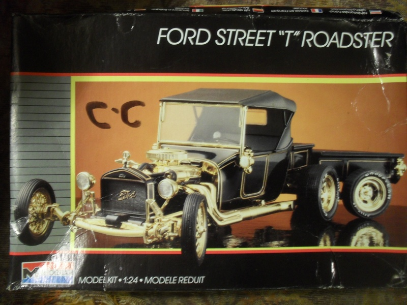 """Ford street """"T"""" roadster Sdc12331"""