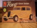 FORD '34 2-Door Sedan stock Sdc11810