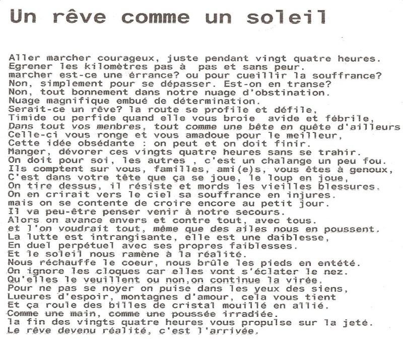 littérature sur le STRASBOURG-PARIS 2011 Poasie10