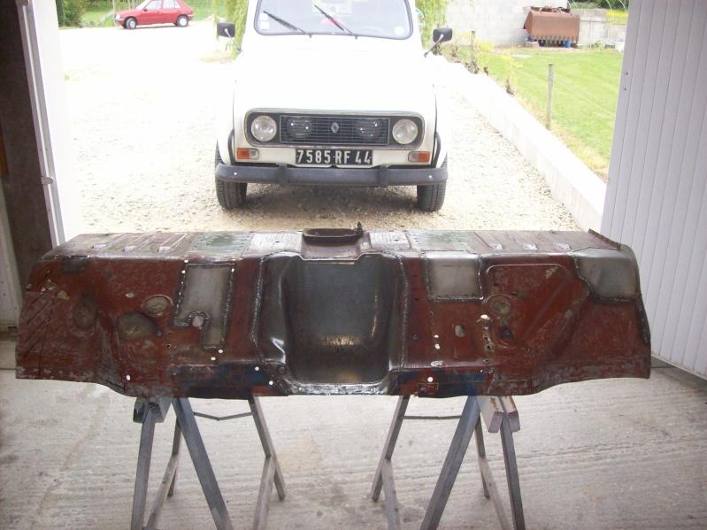 Restauration d'une Renault 17 TL Découvrable de 1973 100_7510
