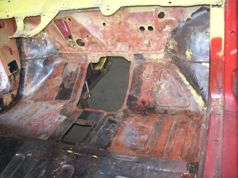 Restauration d'une Renault 17 TL Découvrable de 1973 100_7511