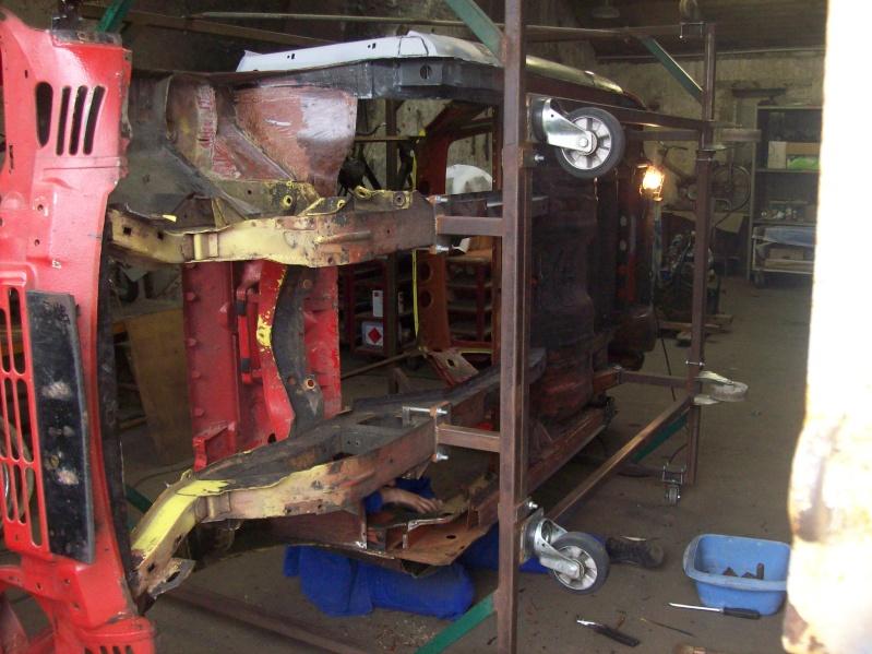 Restauration d'une Renault 17 TL Découvrable de 1973 100_7513