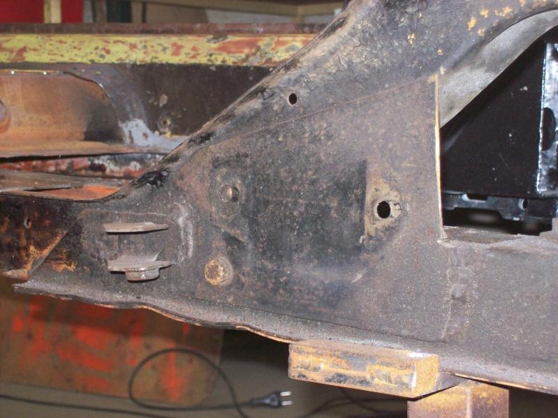 Restauration d'une Renault 17 TL Découvrable de 1973 100_7516