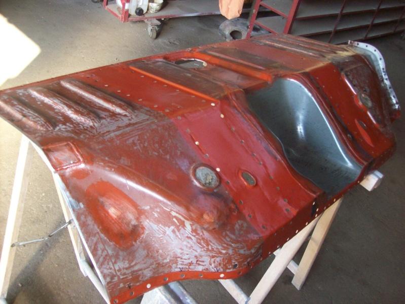 Restauration d'une Renault 17 TL Découvrable de 1973 100_8111