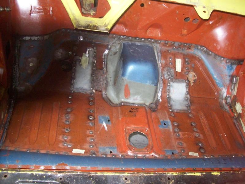 Restauration d'une Renault 17 TL Découvrable de 1973 100_8210