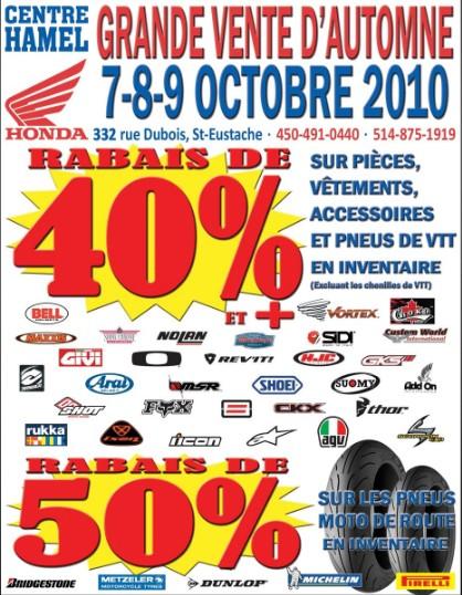 Centre Hamel, prolongation de notre grande vente d'automne surprise 7-8-9 octobre 2010  Hamel_13