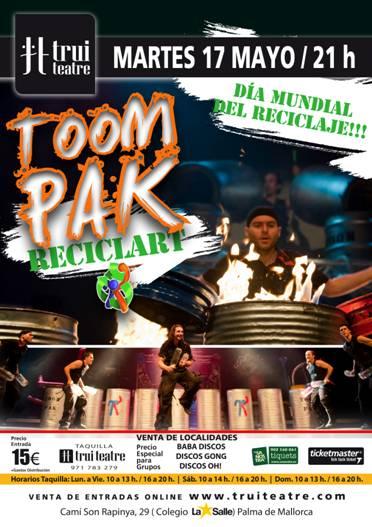 Toom Pak en Trui Teatre, Palma de Mallorca 2011 Image010