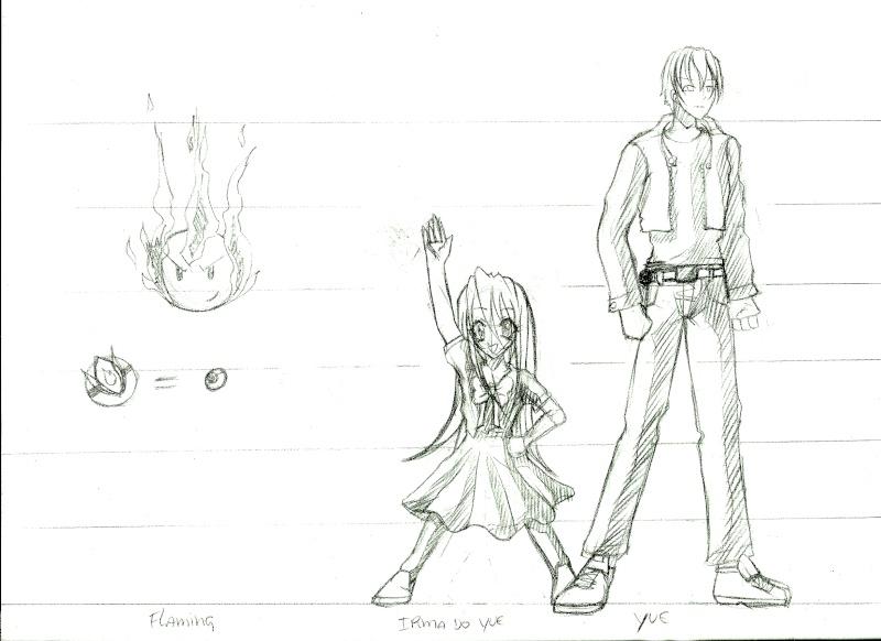 Inu's Drawns Manga_11