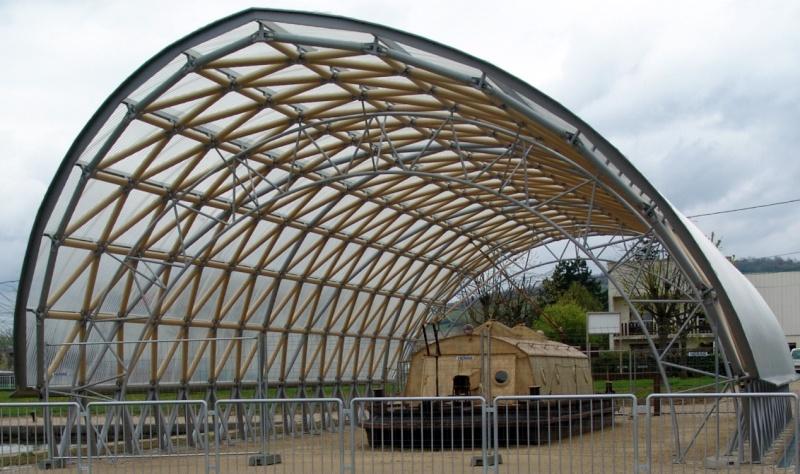 Halle des toueurs à Pouilly-en-Auxois ( France ) 11016610