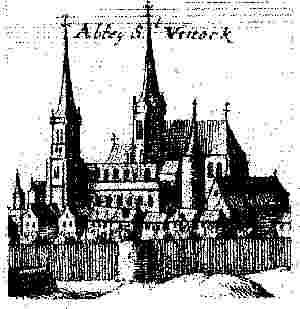 Ruines d'édifices religieux - Page 6 Abbaye10