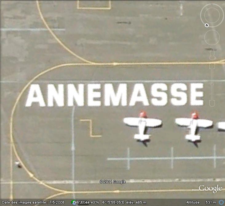 Les inscriptions et écritures sur aérodromes et aéroports - Page 6 Annema10