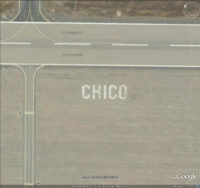 Les inscriptions et écritures sur aérodromes et aéroports - Page 4 Chico10