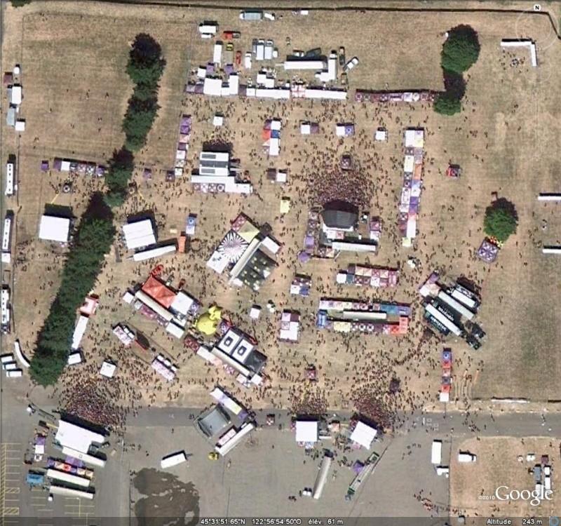"""Concerts simultanés à Hillsboro (Etats-Unis) : le """"Vans Warped Tour"""" Concar10"""
