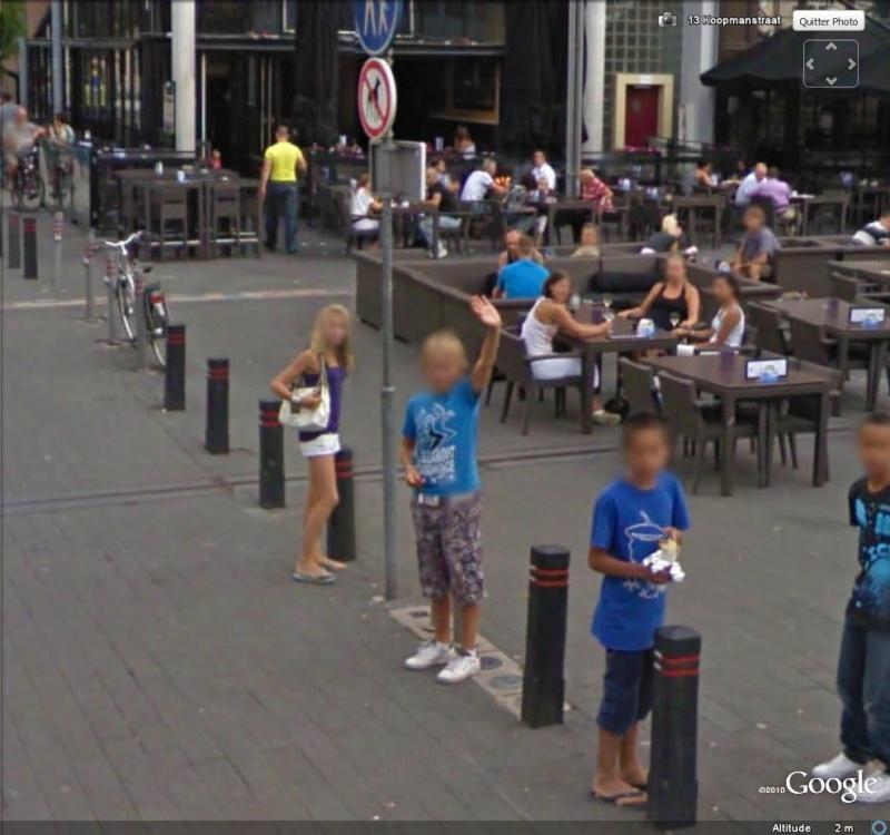 STREET VIEW : un coucou à la Google car  - Page 51 Coucou11