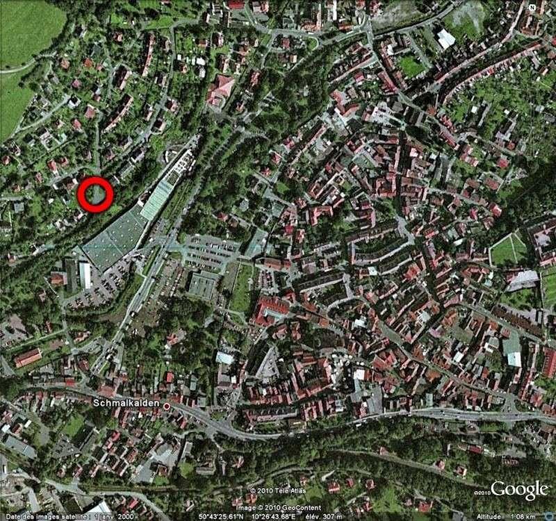 Mystère: un énorme cratère formé au milieu de la ville Cratar10