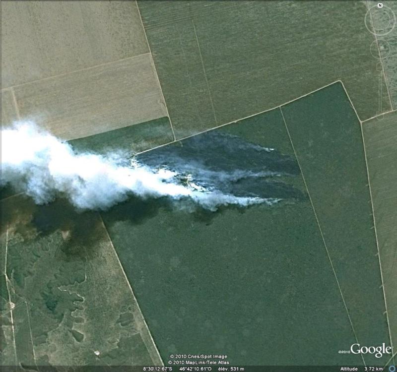 Au feu ! !  [Les incendies découverts dans Google Earth] - Page 6 Feu10