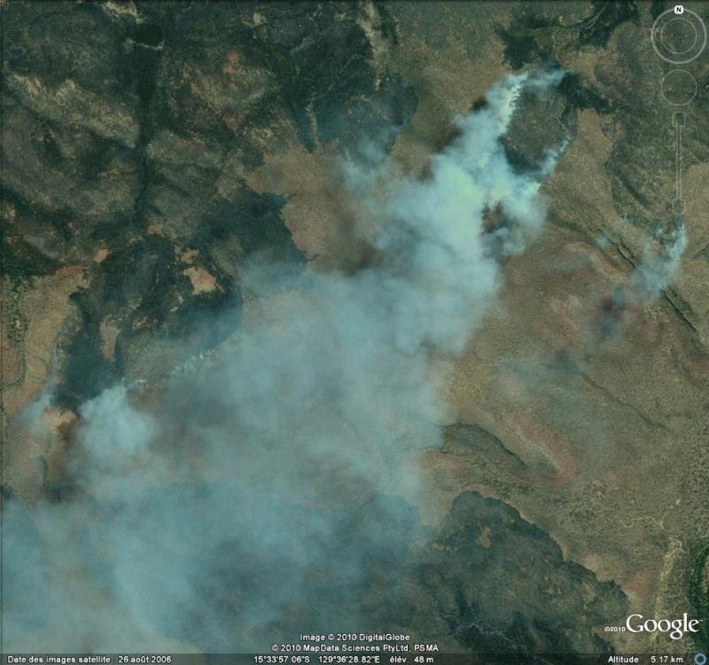 Au feu ! !  [Les incendies découverts dans Google Earth] - Page 6 Feu12
