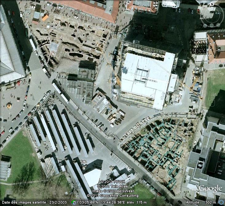 Fouilles archéologiques sur Google Earth  Fouill11