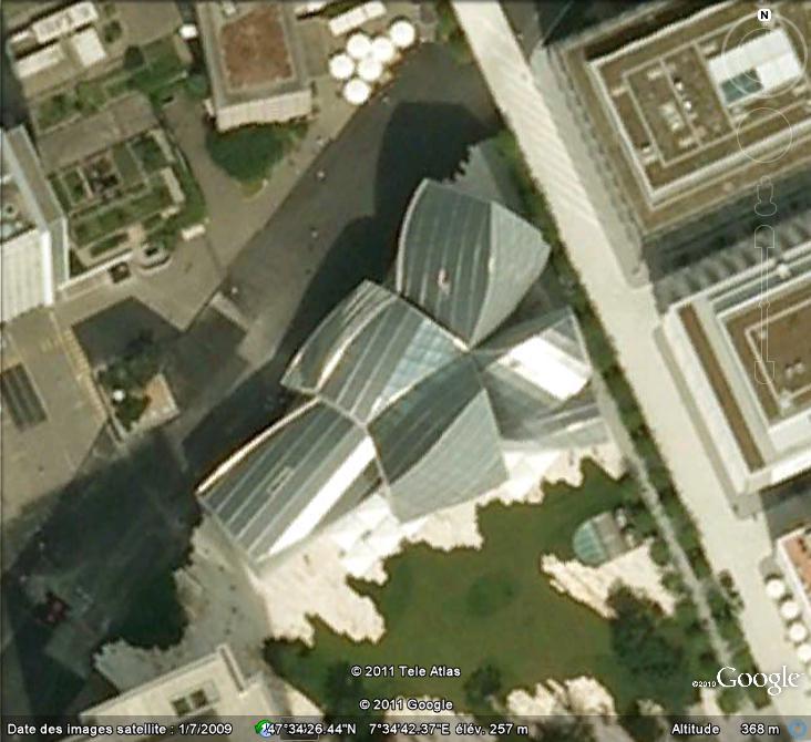 """Les défis """"image"""" classiques 1 à 49 - (Décembre 2010/Janvier 2013)    - Page 34 Gehry13"""