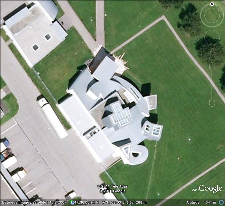 Les réalisations architecturales de Frank Gehry Gehry_10