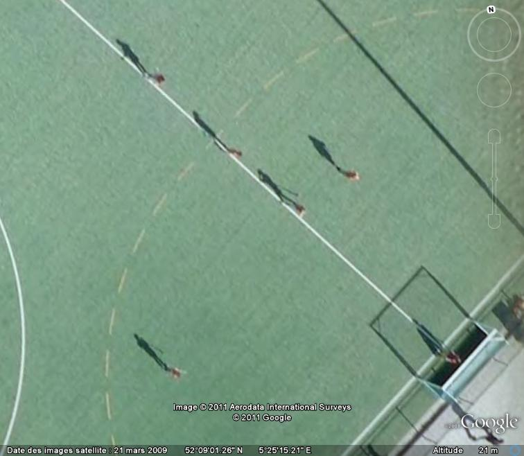 Terrain de hockey sur gazon, Schuilenburg - Pays-Bas Joueur10