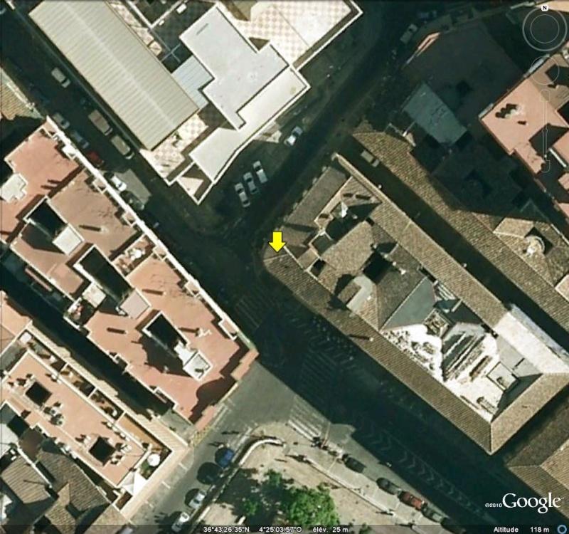 """Maisons natales des """"grandes figures"""" repérées dans Google Earth Maison11"""