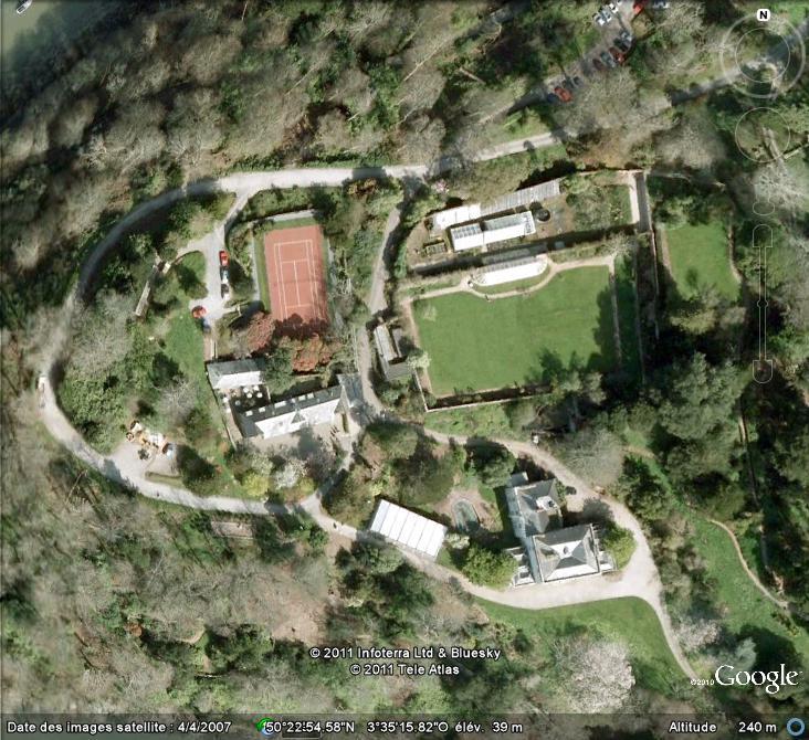 """Maisons natales des """"grandes figures"""" repérées dans Google Earth - Page 4 Maison15"""