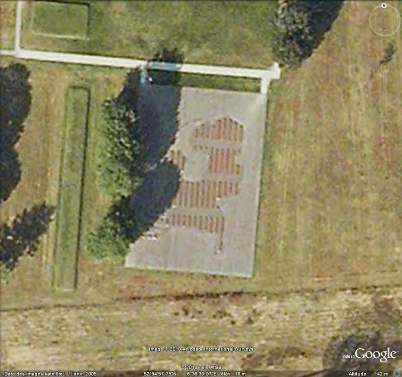 Monument en hommage des juifs déportés au camp de Westerbork - Pays-Bas Pays-b10