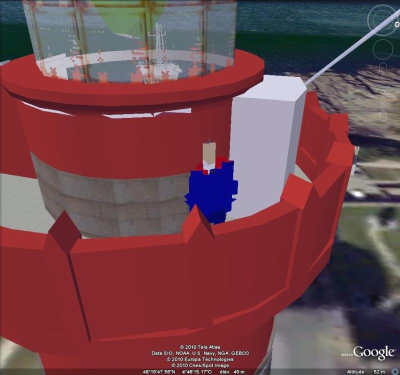 Google Earth en version 3D : les êtres humains modélisés eux-aussi Person11