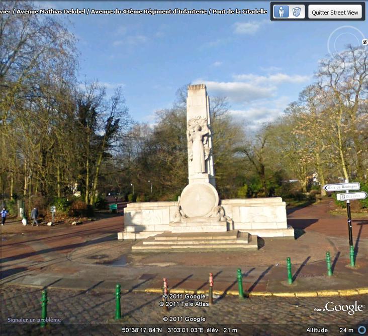 Monument en hommage aux pigeons de la première guerre mondiale Pigeon11
