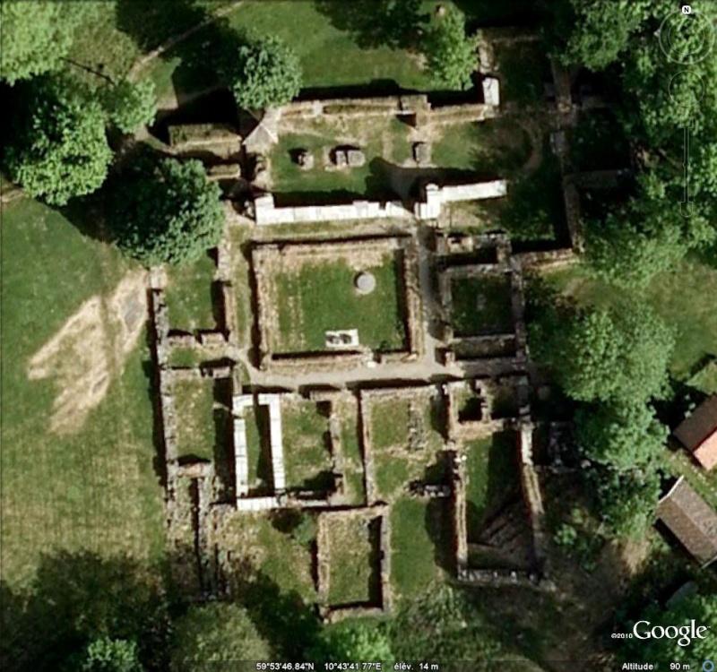 Ruines d'édifices religieux - Page 5 Ruines14