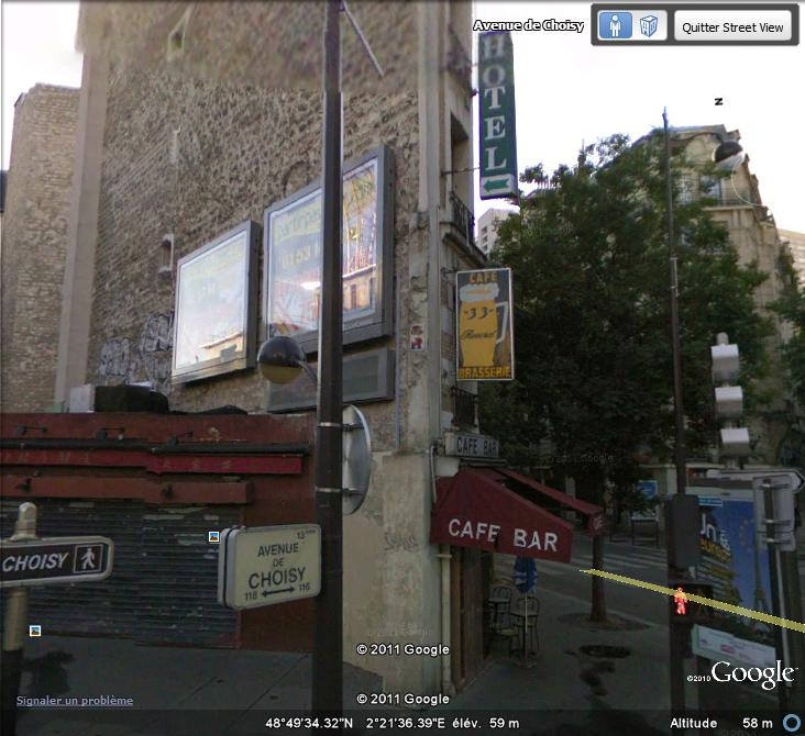 STREET VIEW : l'invasion des Spaces Invaders - Page 2 Space10