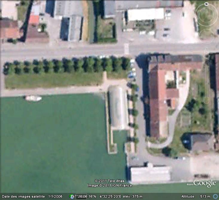 Halle des toueurs à Pouilly-en-Auxois ( France ) Toueur10