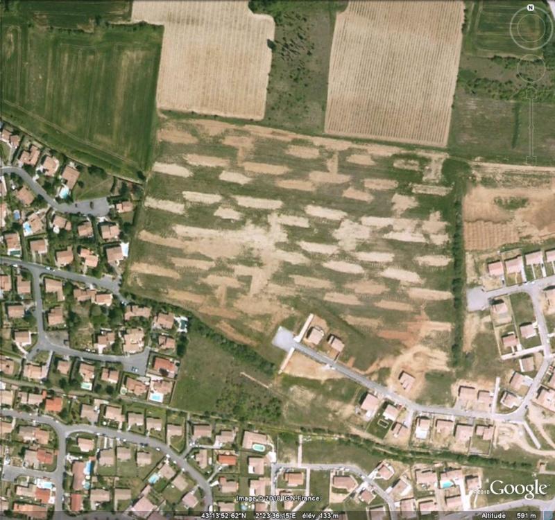Les sondages archéologiques vus avec Google Earth - Page 2 Trou10